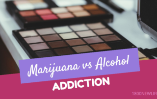 Marijuana vs. Alcohol Addiction